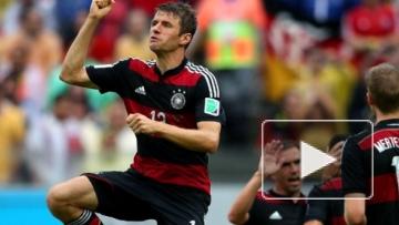 Германия-Украина и другие матчи воскресенья