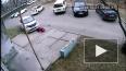 В Ангарске водитель сбил бабушку на газоне, затем ...