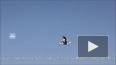 Видео: в Дубае испытали российский летающий мотоцикл