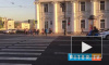 Видео: на пересечении Невского и набережной Фонтанки столкнулись машины