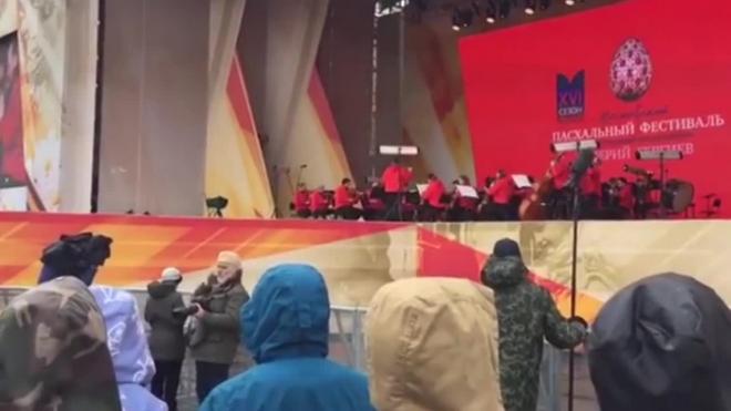 Российский дирижер Валерий Гергиев выступит во Франции