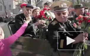 В День Победы в Петербурге появится «Площадь свечей»