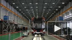 Петербург первым в России выпустит на дороги трамваи из алюминия