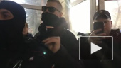 ОВД в Москве после митинга