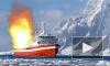 Судно с россиянами загорелось у берегов Антарктиды, трое погибли
