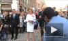 Валентина Матвиенко открыла Большую Конюшенную для пешеходов