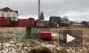 Появилось видео креста, который находится на территории дома Андрея Бовта в Химози