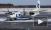В Иркутске самолет выехал за пределы взлетной полосы