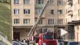 На Будапештской улице пожарные спасли ребенка из задымле...