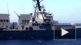 Появилось возмутительное видео маневра эсминца США ...