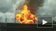 В Мытищах загорелась ТЭЦ-27. Есть пострадавшие