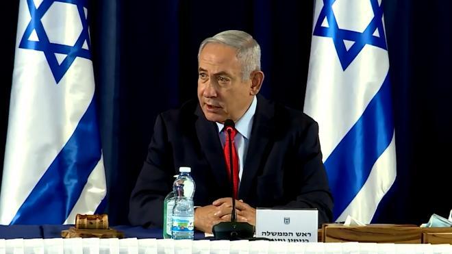 Нетаньяху представил четыре варианта захвата Западного берега Иордана