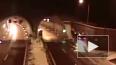 Видео из Словении: авто сделало невероятное сальто ...