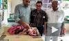 В Индии родился ребенок с четырьмя ногами и тремя руками
