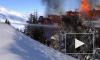 Русские туристы ненароком сожгли дотла гостиницу в Испании