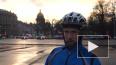 Как правильно ездить на велосипеде зимой: пять советов