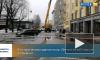 Капремонт на Ленина, 18 продолжился после жалоб жителей и администрации