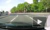 Опубликовано видео смертельного ДТП на проспекте Стачек