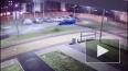 Ночью пьяный петербуржец протаранил забор в Девяткино