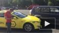 """Разбитая в Москве Tesla от """"Яндекс.Такси"""" за 4 млн ..."""
