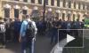 Видео: петербуржцы собрались у стен ЗакСа в поддержку референдума по Исаакиевскому собору