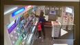 Вооруженное ограбление магазина в Пушкине попало на виде...