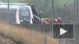 Видео: Во Франции пассажирский скоростной поезд сошел ...