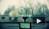 "У станции метро ""Улица Дыбенко"" собиралась пробка из-за аварии автомобиля Opel и крана"