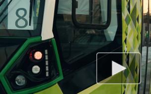 В Петербурге появятся новые трамваи с Wi-Fi и системой видеонаблюдения