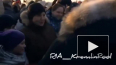 Видео: Путин пообщался с петербуржцами на Пискаревском ...