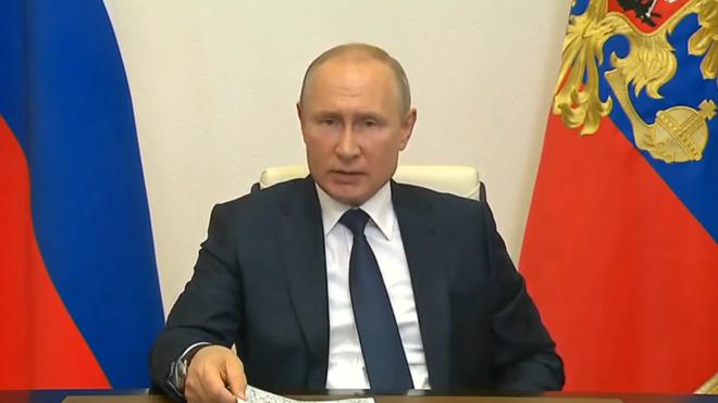 Путин может обратиться к россиянам после голосования по поправкам