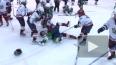 Первенство по женскому хоккею закончилось массовой ...