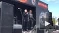 Александр Беглов открыл мотопарад и концерт на Дворцовой ...
