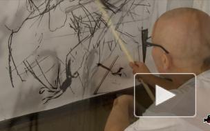 Выставка Игоря Тишина в Борей арт-центре