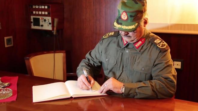 СМИ: Халиф Хафтар готовит очередное наступление на Триполи