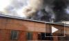 В Сысерти под Екатеринбургом произошел пожар в локомотивном депо