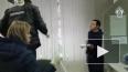 Опубликовано видео из банка в Екатеринбурге, где при поп...