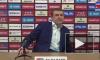 """Скандальное видео: Тренер """"Тамбова"""" вызывающе вел себя на пресс-конференции после матча"""