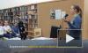 Видео: детская писательница Нина Дашевская встретилась с выборгскими школьниками