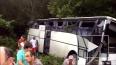 В Краснодарском крае опрокинулся автобус с детьми. ...