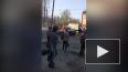 Видео: после ДТП на Савушкина загорелись две иномарки
