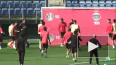 Серхио Рамос дважды ударил молодого защитника на трениро...