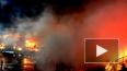 На матче Зенит-ЦСКА стадион утонул в дыму (видео)
