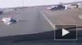 Жуткое видео из Татарстана: пьяная девушка упала с моста...