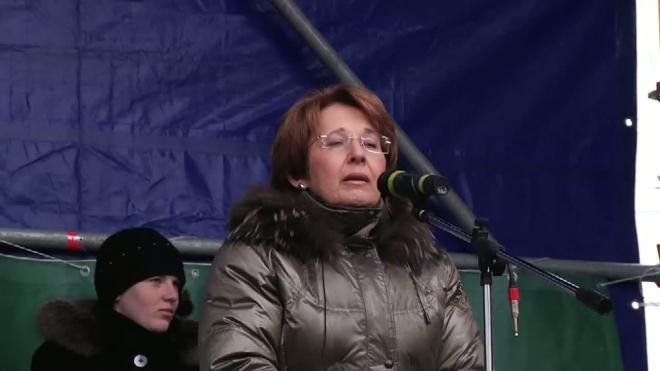 Марш в защиту Петербурга: впервые с участием вице-губернаторов