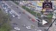 Жесткое видео из Красноярска: Молодой водитель догнал ...