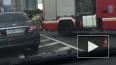 Видео: в Петербурге два автомобиля столкнулись на ...