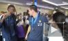 Видео: сотрудницы отеля в Истре расплакались во время прощания с победителями ЧМ-2018