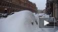 На Санкт-Петербург и Москву идут снегопады и метели