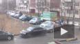 """Видео: на Маршала Захарова """"Газель"""" наехала задним ..."""